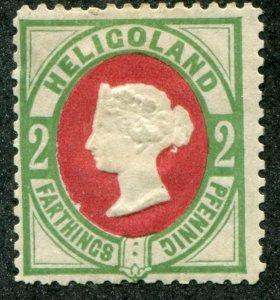 Heligoland  Sc.# 15  MH*