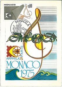 MUSIC - MAXIMUM CARD: MONACO 19751969