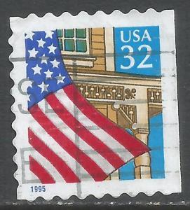 UNITED STATES 2916 VFU 539C-9