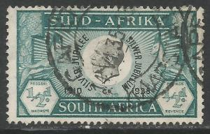 SOUTH AFRICA 68b VFU Z6328-7