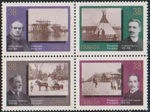 Canada #1240a Mint VF-NH 1989 38c Canadian Photography
