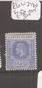 Leeward Islands King George V 2 1/2d SG 50 MOG (7cdz)