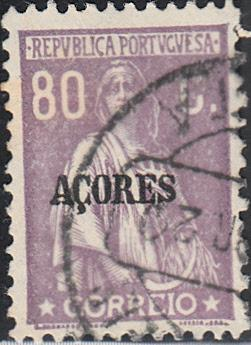 Azores #230 Used