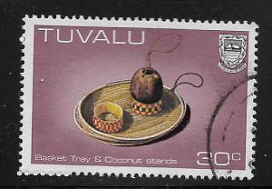 TUVALU, 188A, USED, BASKET TRAY