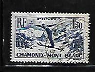 FRANCE,322, USED, SKIING