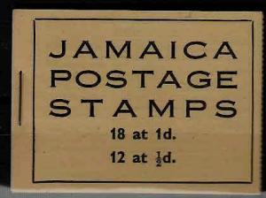 Jamaica 148-49 MNH booklet SCV84