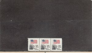 UNITED STATES 1895 MNH PLATE STRIP 3 PLATE 3 2019 SCOTT CATALOGUE VALUE $3.00