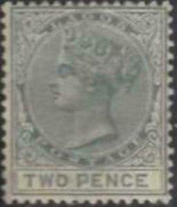 Lagos 1882-1902 SC 17 MLH SCV $100.00
