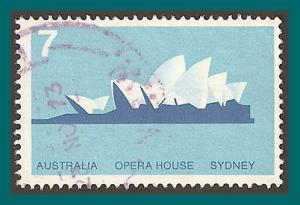 Australia 1973 Architecture, used  584,SG556