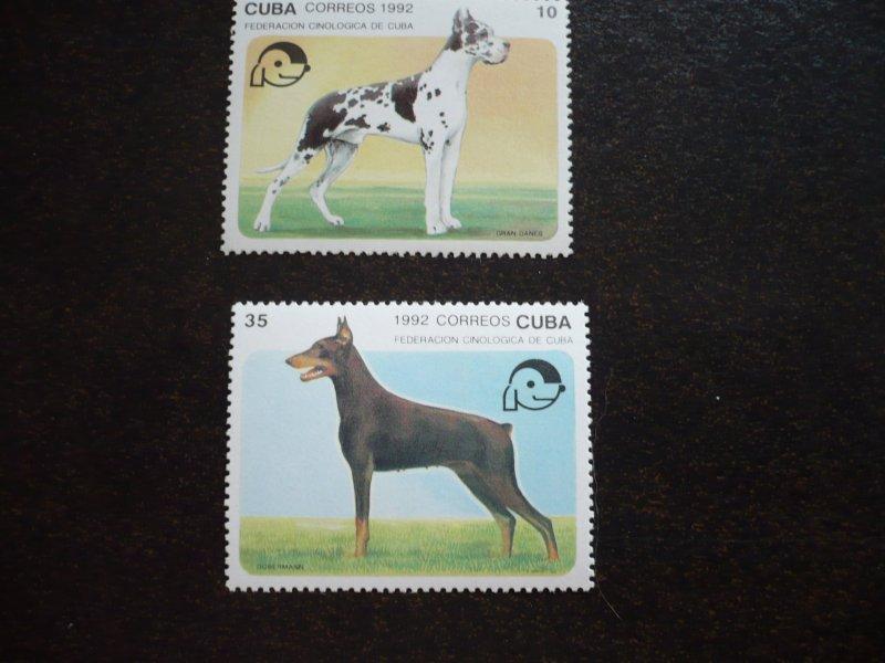 Stamps - Cuba - Scott# 3393-3400 - MNH Set of 7 stamps and 1 Souvenir Sheet
