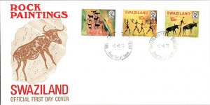 Swaziland, Worldwide First Day Cover, Art
