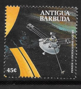 Antigua Mint Never Hinged [8233]