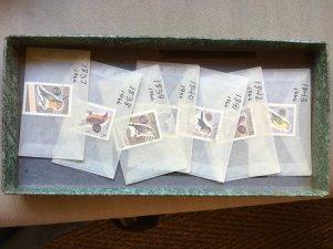 Animal Stamp Collection 600+