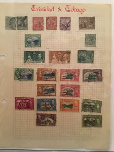 Trinidad and Tobago stamp page R23375