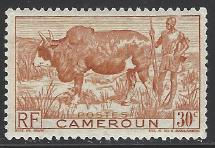 Cameroun Scott # 305 MNH
