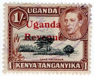 (I.B) KUT Revenue : Uganda Duty 1/-