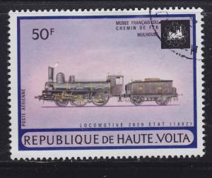 Burkina Faso C156 Locomotives 1973