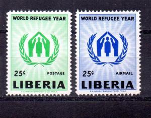 Liberia 388,C124 used