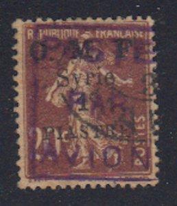 Syria - 1921 - SC C4 - Used