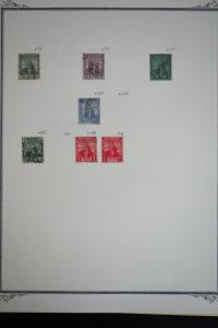 Trinidad 1900 to 1970 Stamp Collection