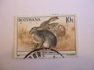 Botswana #411 used