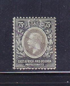 East Africa and Uganda Protectorates 48b U King George V