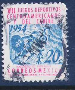 MEXICO 886, 20c 7th Central Am & Caribb Games. Used (1051)