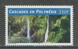 French Polynesia 824  MNH cgs