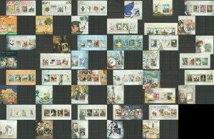 TG657-679 2013 TOGO ARTS OF THE WORLD ART PAINTINGS !!! 23KB+23BL MNH
