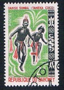 Dahomey 185 Used Somba Dance (BP09625)