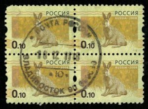 Animal, Hare, Rossia, (2673-T)