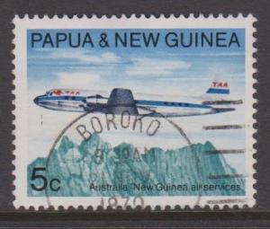 Papua New Guinea Sc#305 Used