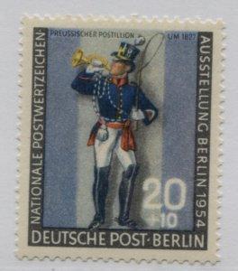 GERMANY BERLIN 9NB12   MLH