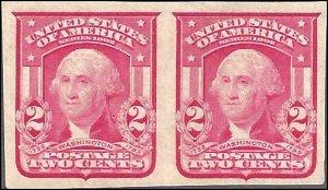 320c Mint,OG,H... Pair... SCV $150.00