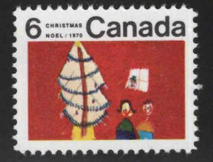 Canada Scott 525  MNH**  Christmas stamp