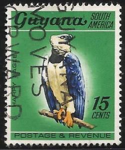 Guyana 1968 Scott# 45 Used