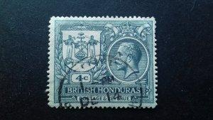 British Honduras 1921 Used