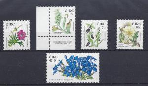 Ireland, 1606-10, Flowers Type 2004 Singles,**MNH**