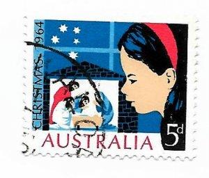 Australia 1964 - U - Scott #384 *