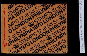 SGHP34, 5s BOOKLET.