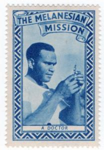 (I.B) Cinderella Collection : The Melanesian Mission (Doctor)