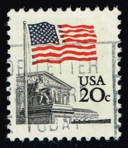 US #1894 Flag Over Supreme Court; Used (0.25)