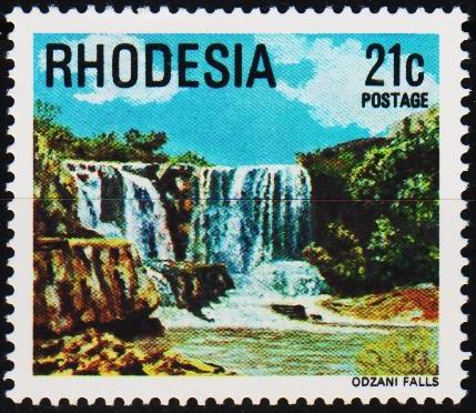 Rhodesia.1978 21c S.G.565 Unmounted Mint