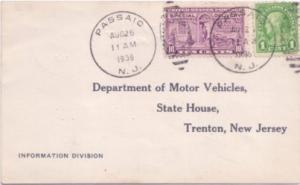 United States U.S. Special Delivery 10c Motorcycle Messenger Special Delivery...