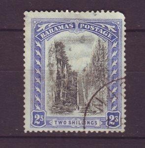J24091 JLstamps 1921-34 bahamas used #81 wmk 4