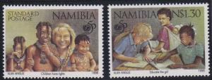 Namibia 802-803 MNH (1996)