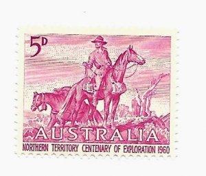 Australia 1960 - MNH - Scott #336 *