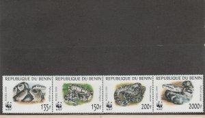 BENIN 1086 MNH 2019 SCOTT CATALOGUE VALUE $10.00