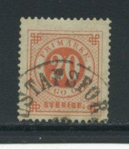 Sweden 33  Used (1)