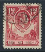 Northern Rhodesia SG 29  Used